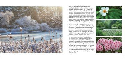 Jenkins Arboretum & Gardens Book - Interior Spread
