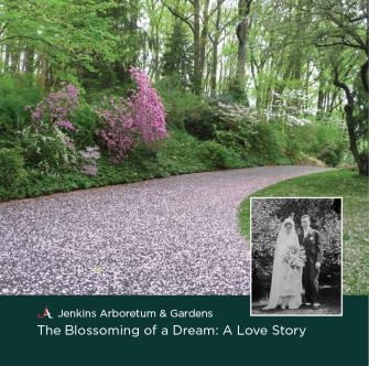 Jenkins Arboretum & Gardens Book - Cover